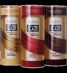 Beauty Addict review of John Frieda Hair Glaze