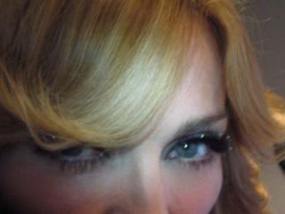 Madonna and her diamond-encrusted lashes