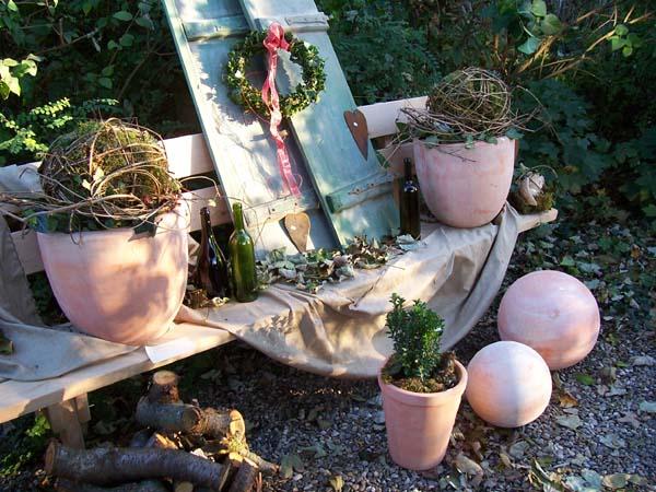 Neues vom Lindenhof Deko für Haus und Garten  Deco for