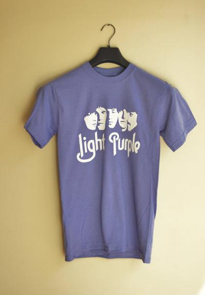 Doweirdo Ariel Liquid Color Faded T Shirts