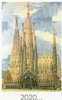 Sagrada Familia 2020