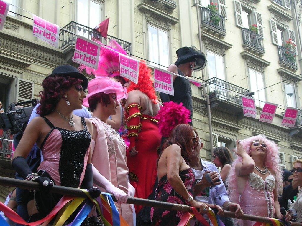 Gay pride torino 2006