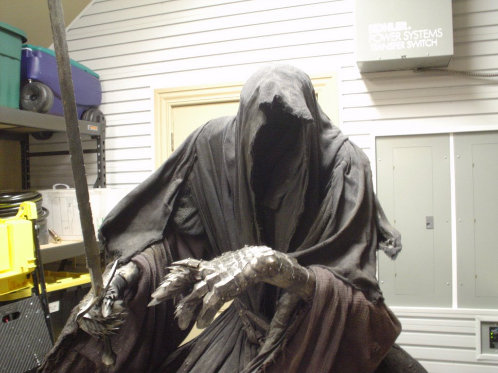 Lord Of The Rings Nazgul Costume For Sale