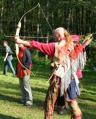 Archery with an indian style II