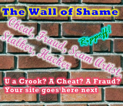 Mypantystore has been added to the wall of shame
