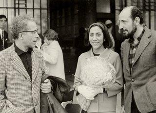 Fernando Lopes Graça, Dulce Cabrita e Michel Giacometti