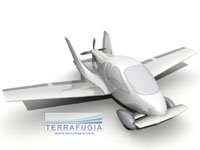 Terrafugia Extended