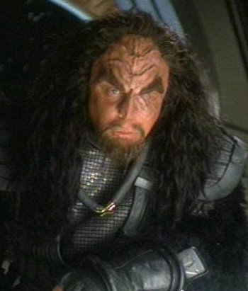 from Lionel gay klingons