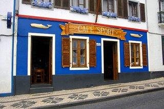 Café Sport de José Azevedo - O Peter
