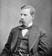 Vice President Hannibal Hamlin, a native of Paris