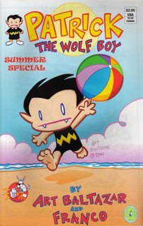 Patrick The Wolf Boy: Summer Special 2001