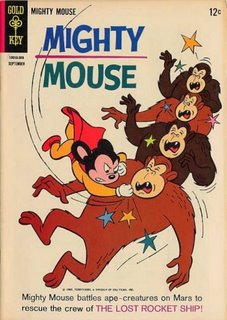 Mighty Mouse #165