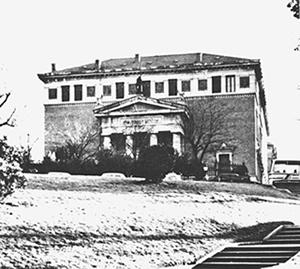 Sede de la Real Academia Española