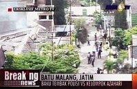 Vila Jalan Flamboyan dikepung polis