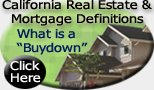 Mortgage Refinance Definitions