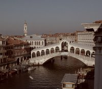 Rialto Bridge: Scene of Woe