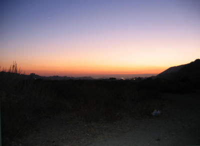 Sunset Tujunga Wash