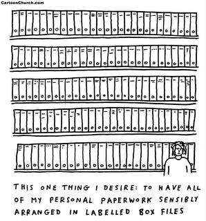 Cartoon by Dave Walker of www.cartoonchurch.com