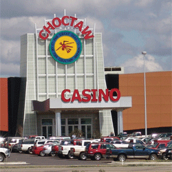Choctaw nation casino durant alladin casino resort