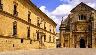 Iglesia del Salvador de Úbeda,joya del Renacimiento y Patrimonio de la Humanidad