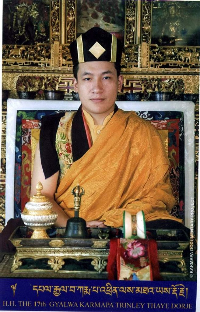 Waynes dhamma blog gyalwa karmapa returns to spore after a period of 7 years hh the 17th gyalwa karmapa trinley thaye dorje returns to singapore to propagate the dharma on 7 10 2006 altavistaventures Choice Image