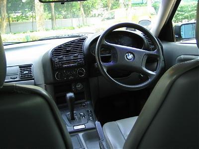 Bmw E36 Interior