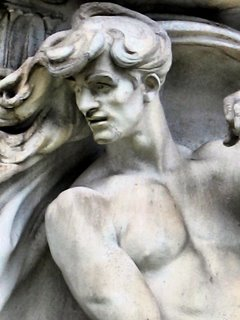 Detail, Fountain in Dupont