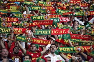 Selecção Portuguesa Sub-19 -  2:2  frente a Escocia