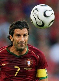 Mundial Futebol 2006 -  A selecção Portuguesa - Figo