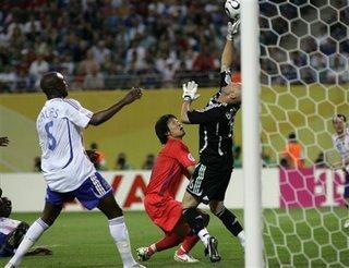 Mundial 2006 - 16 e 17 de Junho.