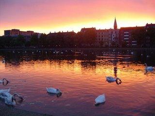 Tempo de viagem - Copenhaga