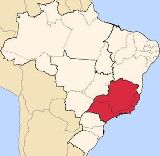 Sudeste do Brasil