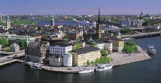 Pacote turistico - Estocolmo