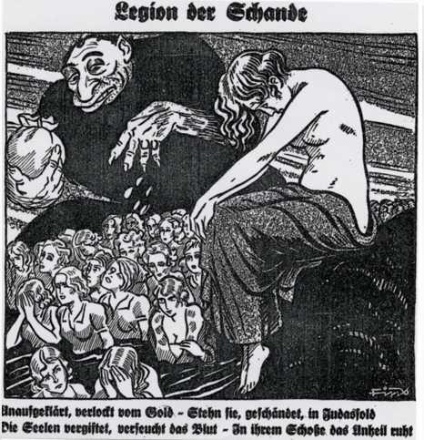 WW2 German Propaganda Jews