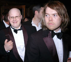 Matt Lucas from Little Britain