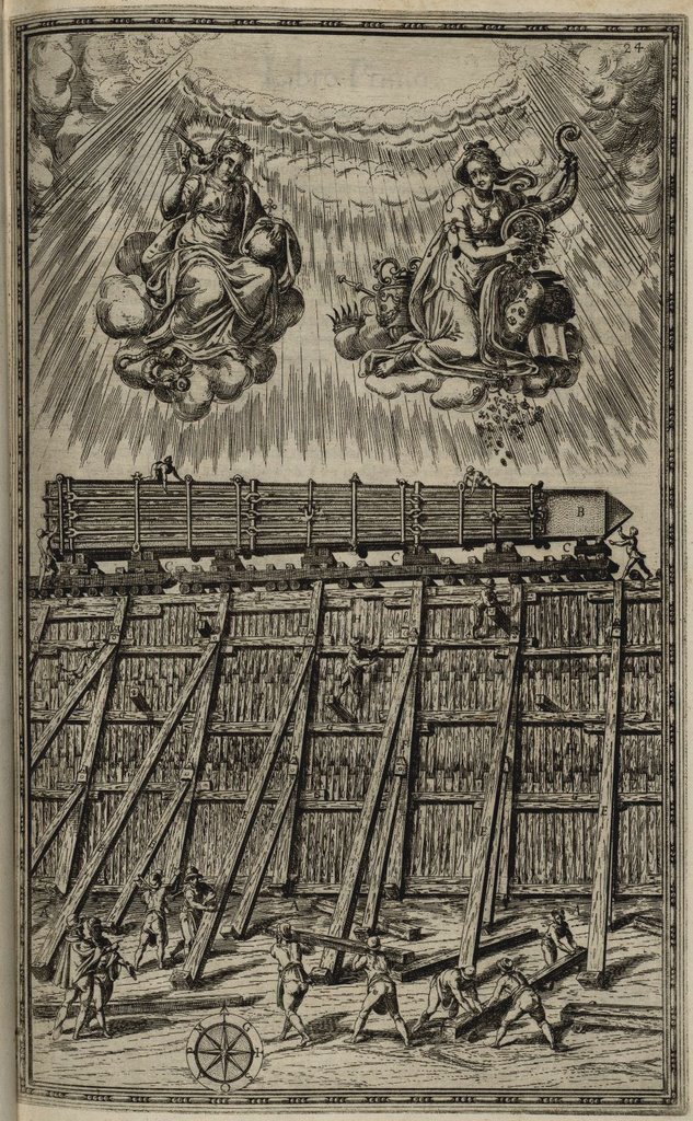 Bibliodyssey transporting the vatican obelisk - Ventole per canne fumarie ...