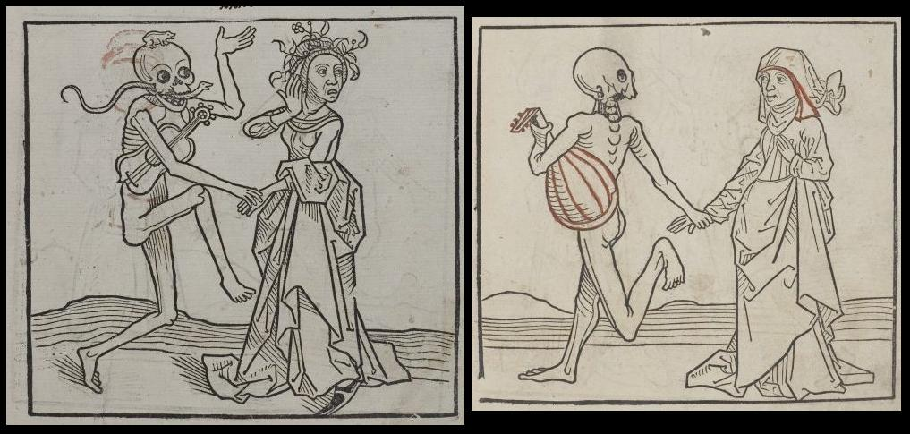 dance of death motif