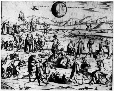 cosi va Il Mondo alla riversa 1560