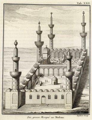 Niebuhr Medina Mosque