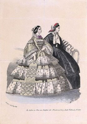 Austrian Theatre Fashion Plate h