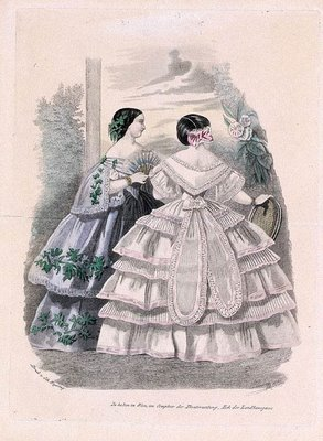 Austrian Theatre Fashion Plate g