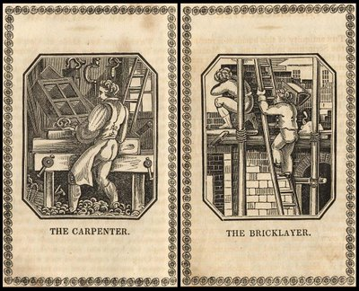 carpenter bricklayer