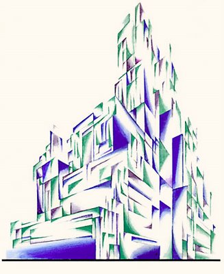 Chernikhov constructivism 8