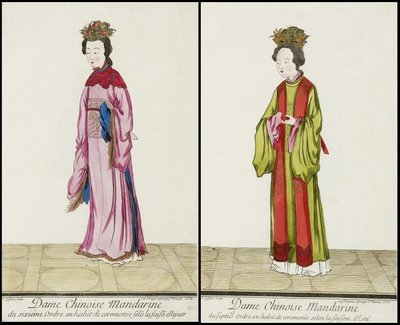 2 chinese women b