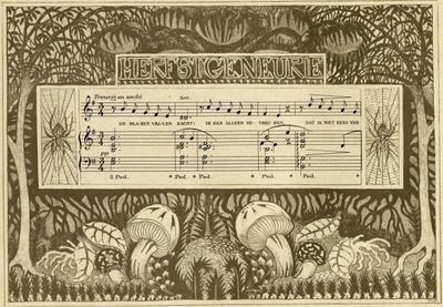 Herfstgeneurie Sheet Music