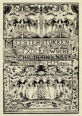 Meesterstukken 1868