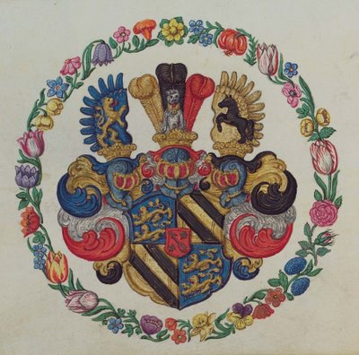 Ritthaler coat of arms 1