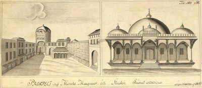 Surat Mosque - Swedish East India Company