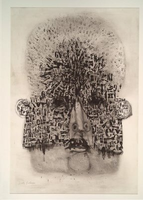 olmec head drawing