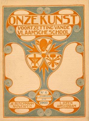 Onze Kunst 1903